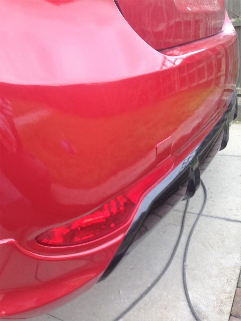 Car Paintwork Scratch Repairs, Doncaster