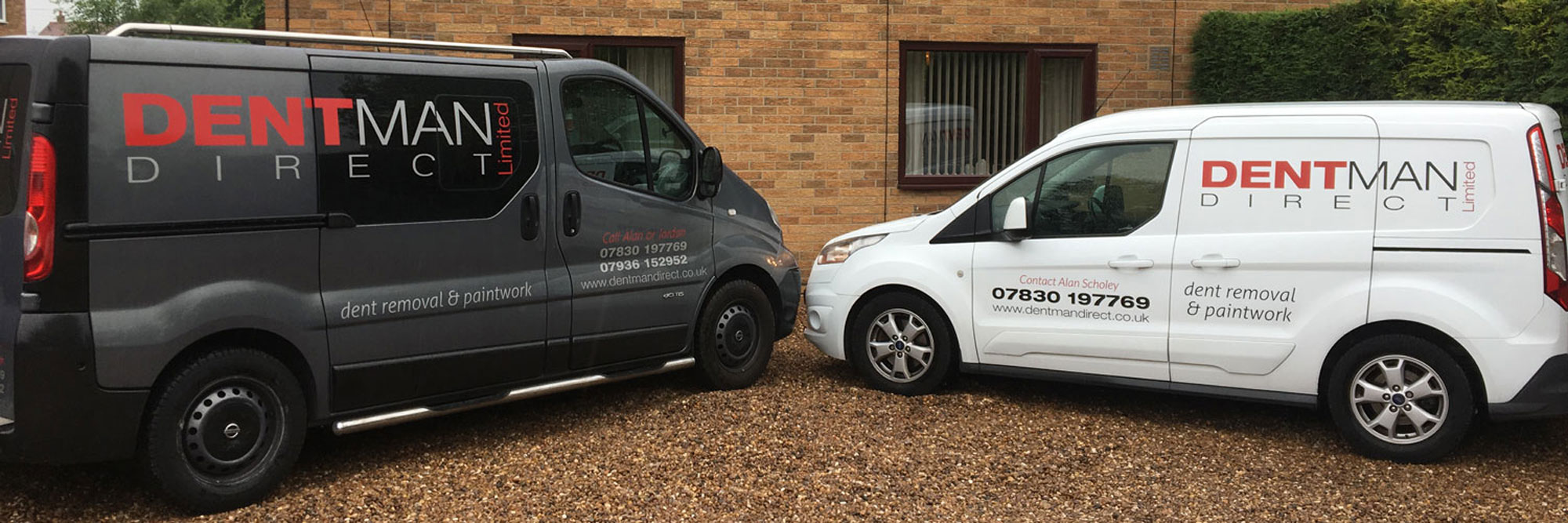 Dentman Direct   High Quality Vehicle Dent Removal & Paintwork   Based in Doncaster